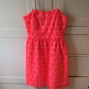 Lilly Pulitizer stunning dress size 6
